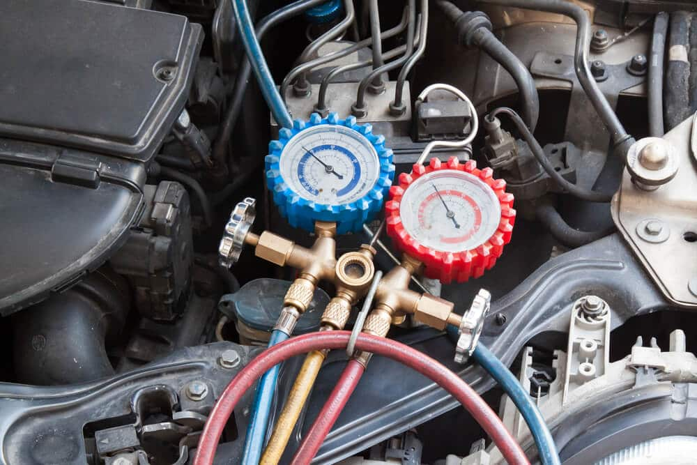 Car Air Conditioning Service Melbourne